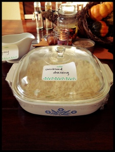 My Gran's DELISH Cornbread Dressing